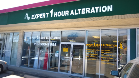 Expert One Hour Alteration